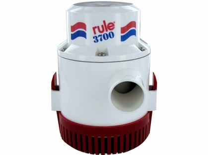 Rule 14A 3700 G.P.H. Bilge Pump Non Automatic 12V