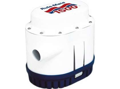 Rule 1500 Rule-Mate Automated Electric Submersible Bilge Pump