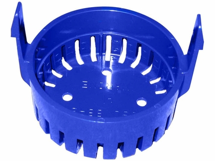 Rule 275 Replacement Strainer Base - f/ Round 300-1100gph Pumps