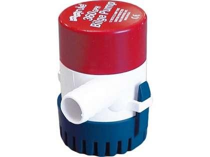 Rule 360 Non-Automatic 12v Electric Submersible Bilge Pump