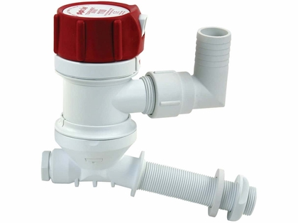 Rule 403C C Tournament Series 800 GPH Livewell/Aerator w/ Angled Inlet