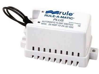 Rule 40A Rule-A-Matic Plus Float Switch