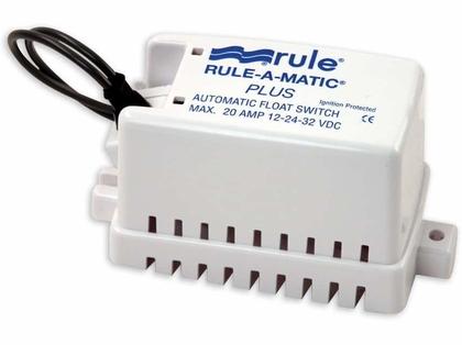 Rule 40FA Rule-A-Matic Plus Float Switch w/ Fuse Holder