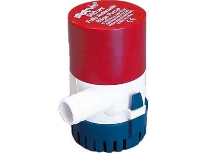 Rule 500 Automatic 12v Electric Submersible Bilge Pump