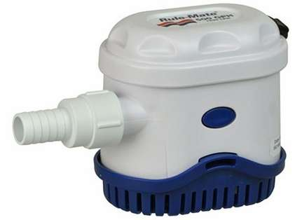 Rule 500 Rule-Mate Automated Electric Submersible Bilge Pump