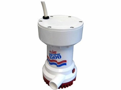 Rule 51S 1500 G.P.H. Automatic Bilge Pump
