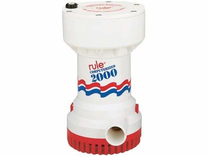 Rule 53S 2000 G.P.H. Automatic Bilge Pump
