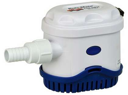Rule 750 Rule-Mate Automated Electric Submersible Bilge Pump