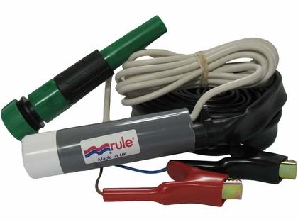 Rule IL500PK iL500 Plus Inline Pump Kit - 12V