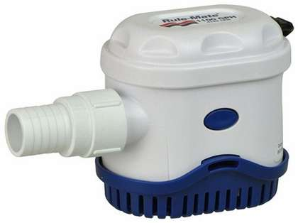 Rule-Mate Automated Electric Submersible Bilge Pumps