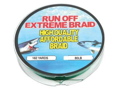 Runoff Lures Extreme Braid Fishing Line 162 Yds