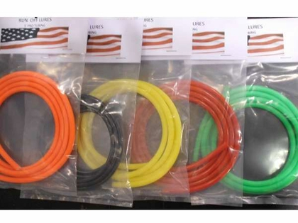 Runoff Pro Tubing 5ft Green