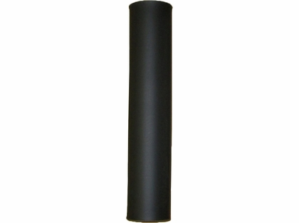 Rupp Vinyl Rod Holder Liner Replacement - Standard - Black