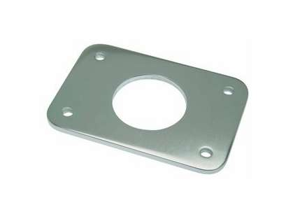 Rupp Top Gun Backing Plate