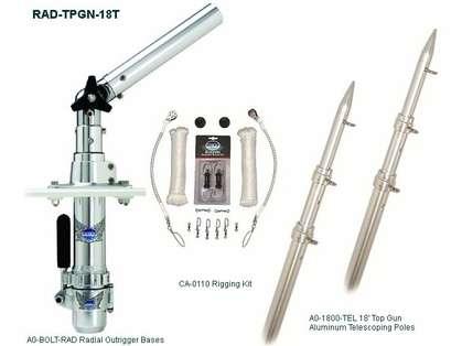Rupp Top Gun Radial 18 Kit