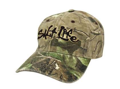 Salt Life Realtree Camo Stretch Fit Hat