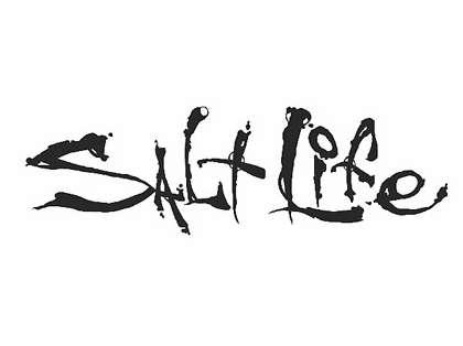 Salt Life Signature Decals