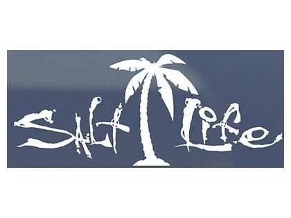 Salt Life Signature Palm Tree Decals