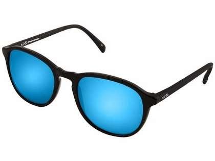 Salt Life Portofino Sunglasses - Gloss Black/Smoke Blue