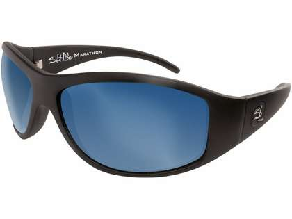 Salt Life SL201-GBK-SBL Marathon Sunglasses