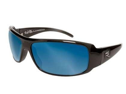 Salt Life SL202-GBK-SBL Lauderdale Sunglasses