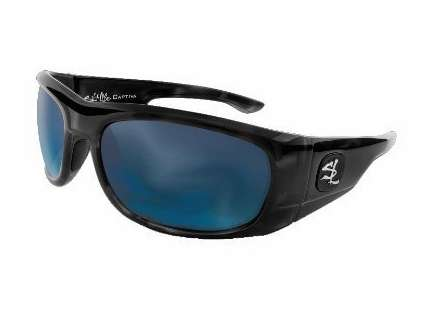 Salt Life SL205-MBK-SBL Captiva Sunglasses
