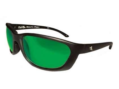 Salt Life SL215G-MBK-CGR South Port Sunglasses