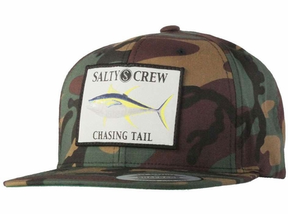 Salty Crew Ahi Hat Camo