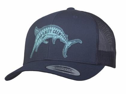 Salty Crew Marls Retro Trucker Hat