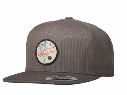 size 40 762da e63f3 Salty Crew Striped Marlin Hats - TackleDirect