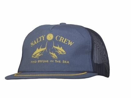 Salty Crew Tuna School Trucker Hat