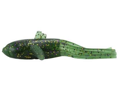 Savage Gear 3D Goby Tube Lure 4in Emerald