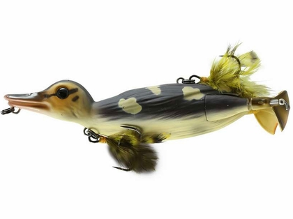 Savage Gear 3D Suicide Duck Lure - 6in Wood Duckling