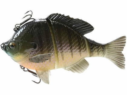 Savage Gear BSS-125 3D Bluegill Lure Citrus Gill