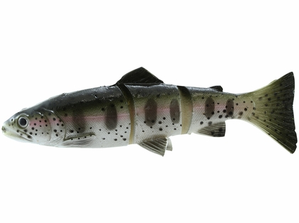 Savage Gear 3D Line Thru Trout - 6in - Slow Sinking - Juvenile Trout