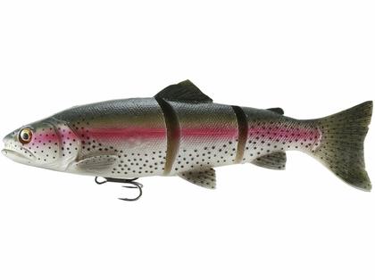 Savage Gear 3D Line Thru Trout - 10in - Slow Sinking - Dark Trout