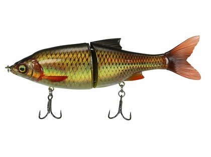 Savage Gear Magnum Shine Glide Lure - 9in - Carp Shiner