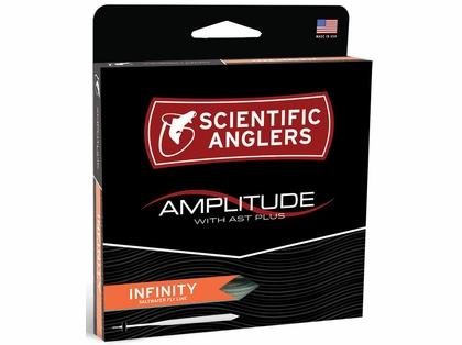 Scientific Angler Amplitude Infinity Saltwater Fly Line WF-10-F