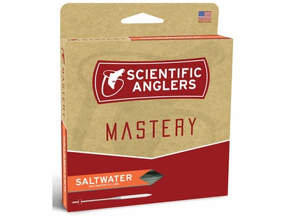Scientific Anglers Mastery Saltwater Fly - Line WF-9-F