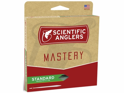 Scientific Anglers Mastery Standard Fly Line WF-8-F