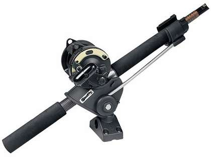 Scotty 240 Striker Rod Holder w/ 241 Side/Deck Mount