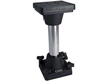 Scotty 2612 Downrigger 12in Pedestal Riser