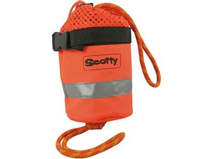 Scotty 793 Throw Bag w/ 50ft MFP Floating Line