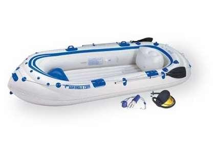 Sea Eagle SE-9 Startup Inflatable Motormount Boat