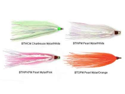 Sea Striker BT Mylar Bucktail 3