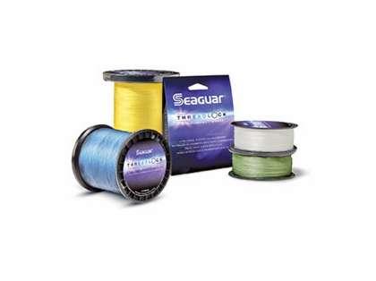 Seaguar 100 S16W 2500 Threadlock Hollow Core Braid 2500yd White 100lb