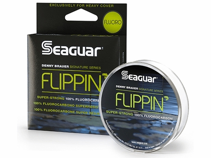 Seaguar Flippin' Fluoro 100% Fluorocarbon Line