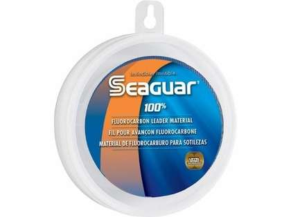 Seaguar Fluorocarbon Leader Material 100yds