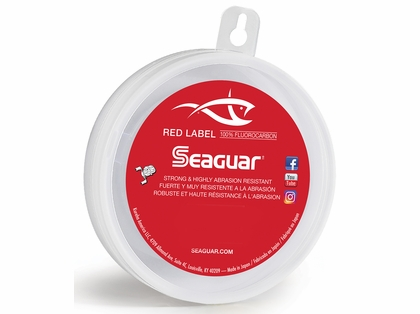 Seaguar Red Label Fluorocarbon Leader