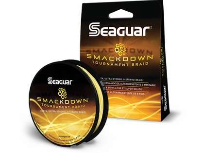 Seaguar Smackdown Tournament Braided Line
